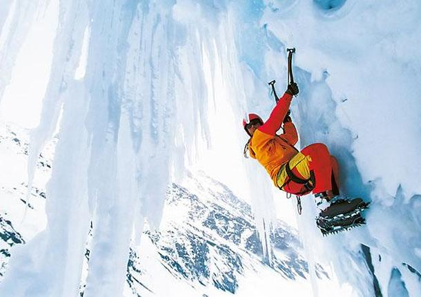 В Томске пройдут соревнования по ледолазанию