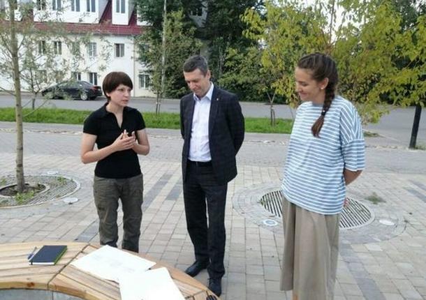В Томске собираются оборудовать пешеходную зоной выходного дня