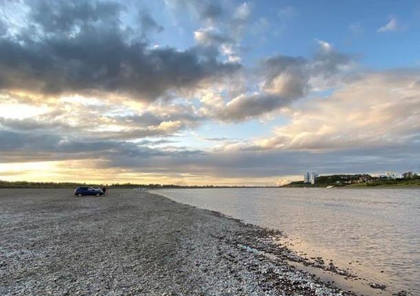 В Томске прогнозируется теплая погода и без осадков
