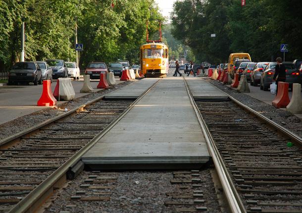 В Томске будет закрыто движение трамваев №№ 3 и 4 из-за ремонта путей